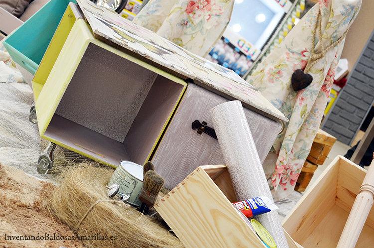 mesa hecha con cajas (FILEminimizer)