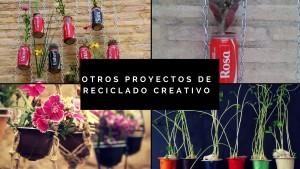 reciclado creativo jardín cápsulas (2)