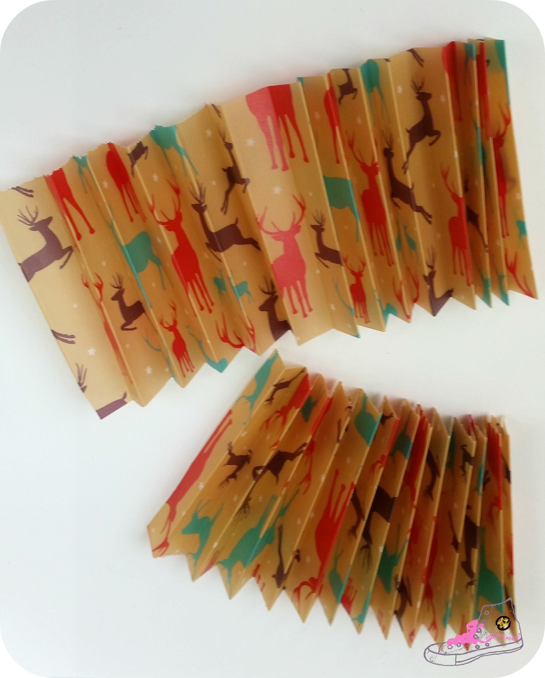 adornos de papel