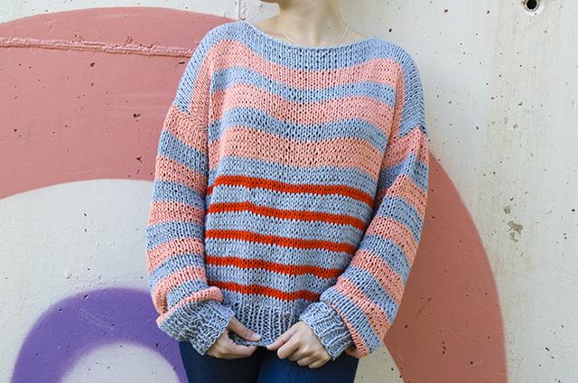 Laguna Sweater by WAK