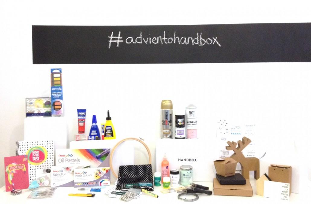 adviento handbox