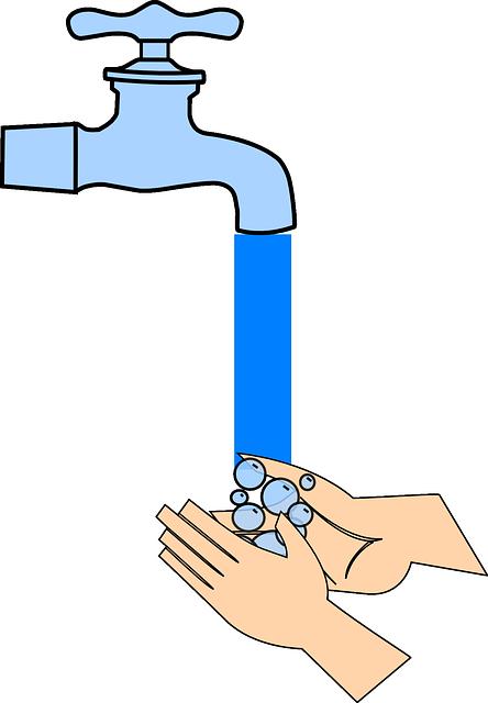 Espuma según la dureza del agua