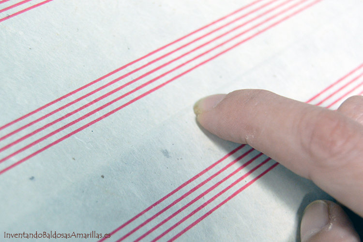 marcar papel
