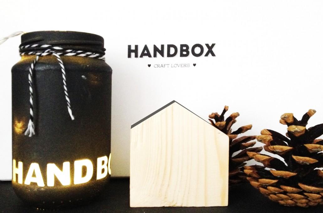 navidad handbox