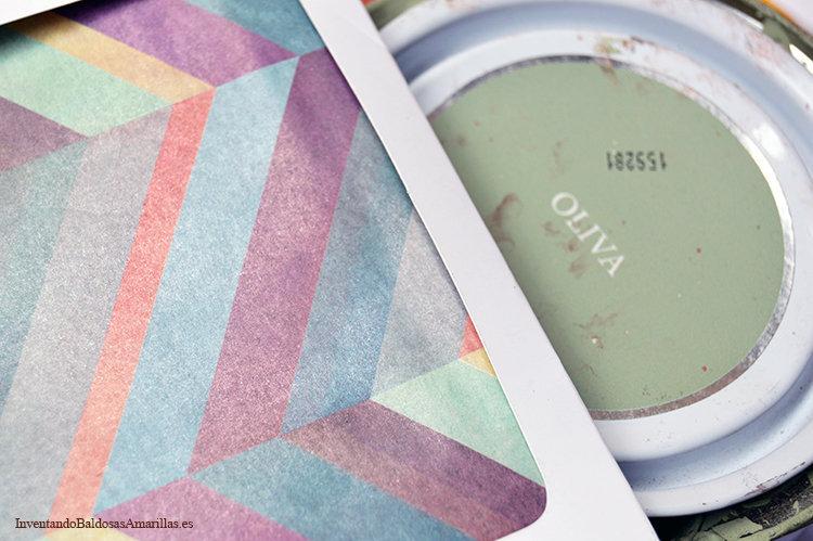papel colores mache