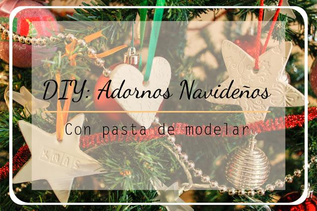 DIY adornos para navidad