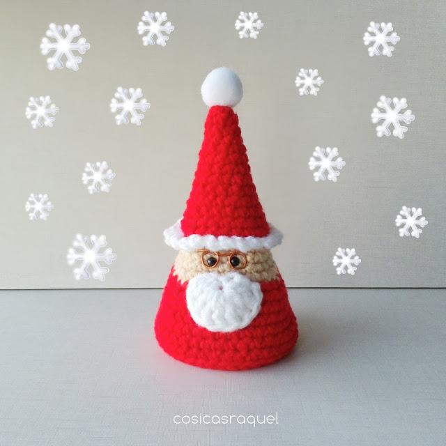 Patrones Crochet Gratis para esta Navidad - HANDBOX