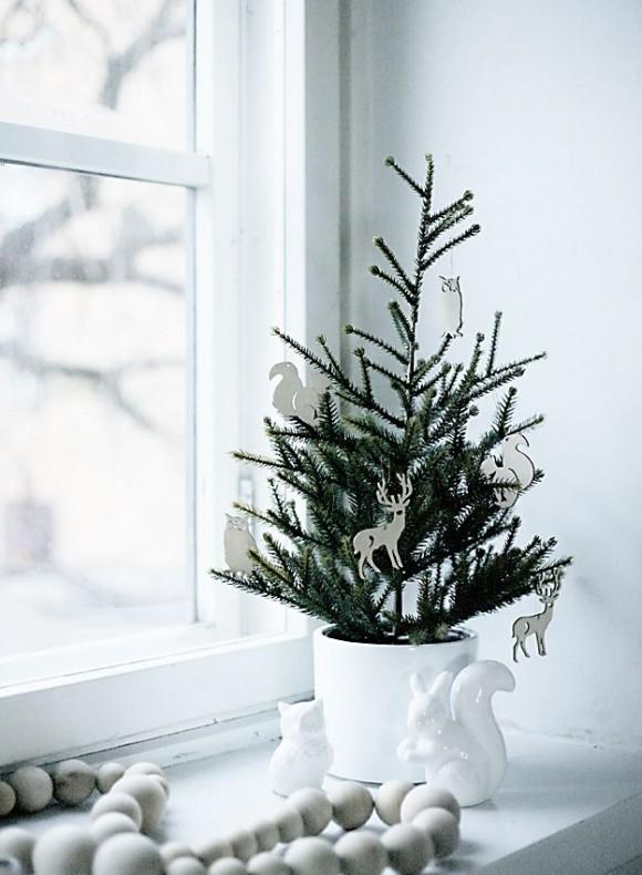 Mini árboles de navidad - Handbox Craft Lovers | Comunidad DIY ...