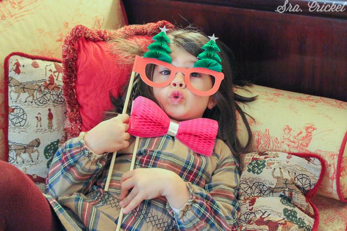 photocall navideño