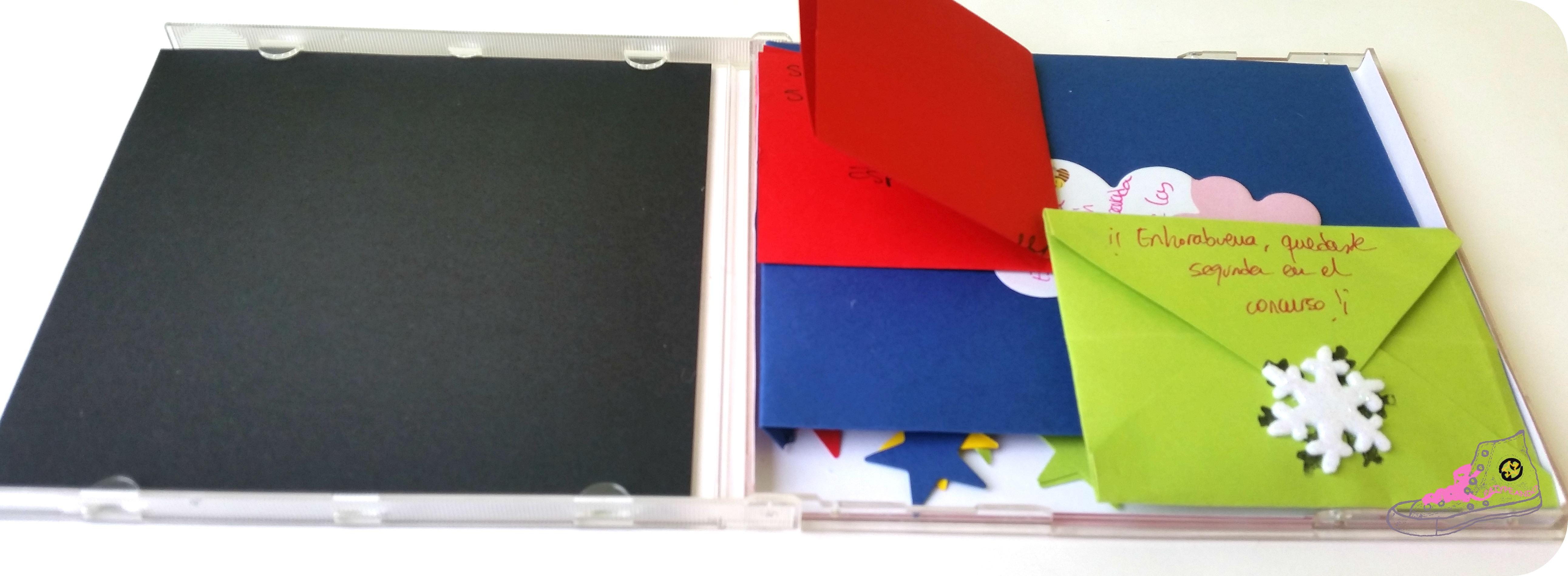 packaging con cajas de cd 2