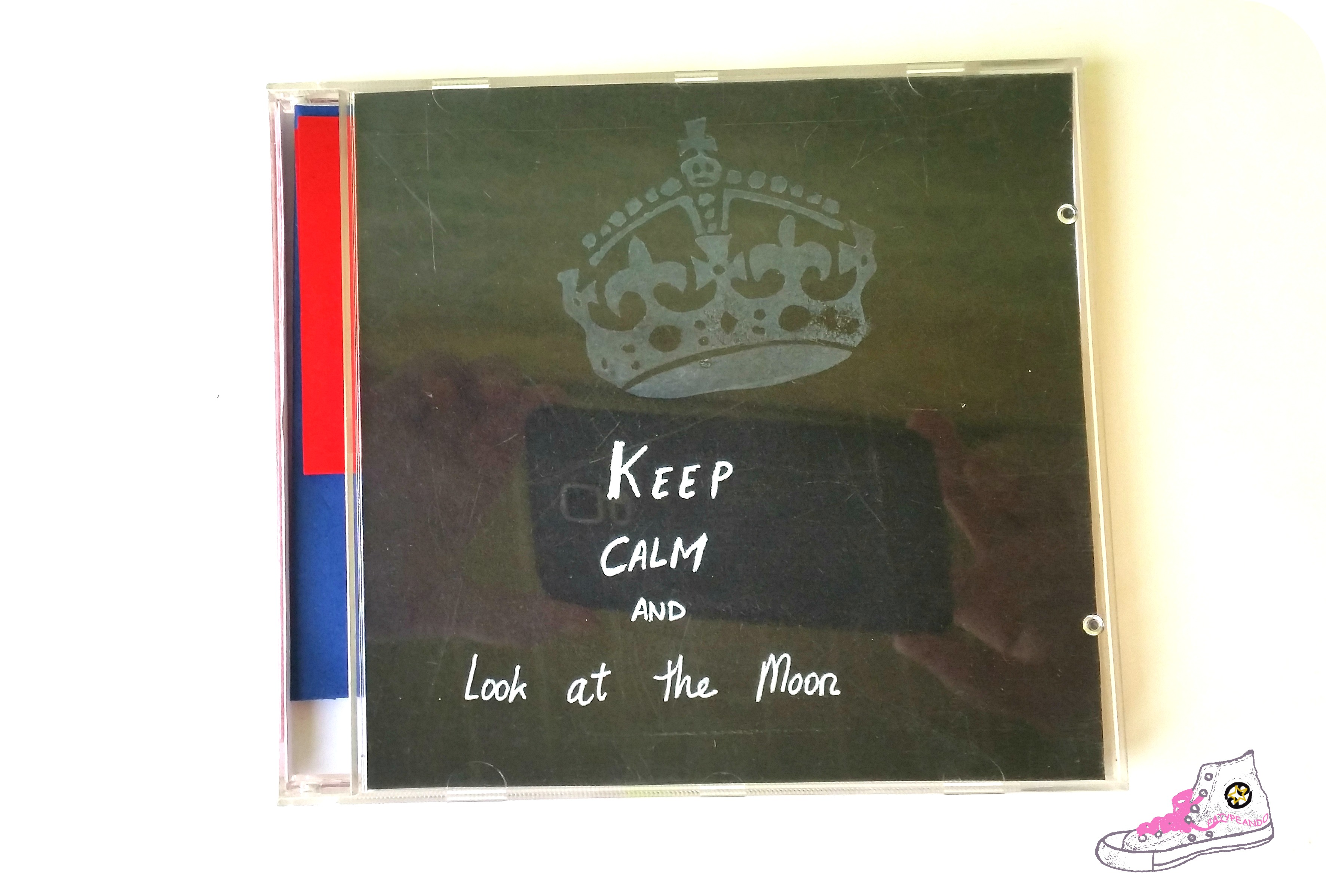 empaquetado bonito con cajas de cd 2