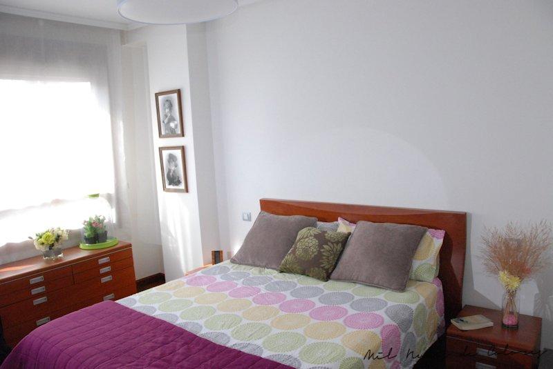 Proyecto DIY Dormitorio. Cambio de color en paredes - Handbox Craft ...