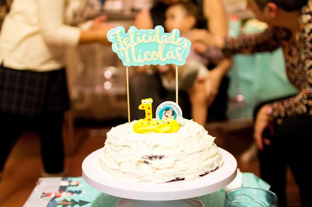 Cake Topper handmade
