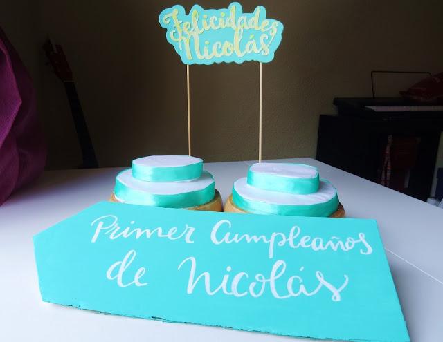 Pack handmade decoración mesa dulce