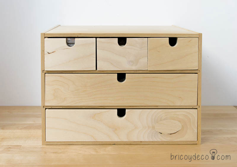 cajonera Fira de Ikea