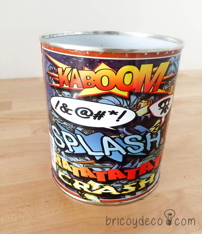 reciclar latas de conservas