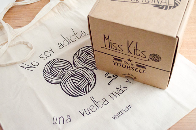 Los kits de ganchillo de Miss Kits