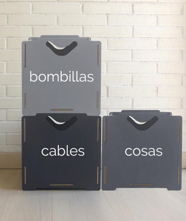 cajas perfectas