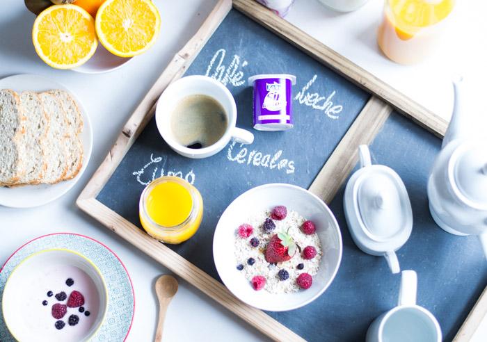 Desayuno perfecto Kaiku sin Lactosa