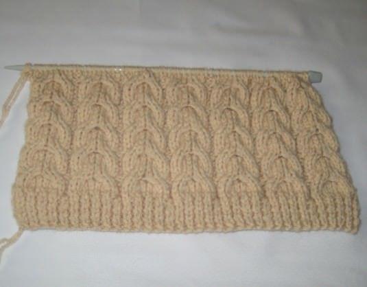 Cómo tejer un conjunto de gorro y bufanda infantil - Handbox Craft ...