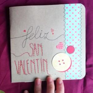 Cómo hacer una tarjeta pop up de San Valentín