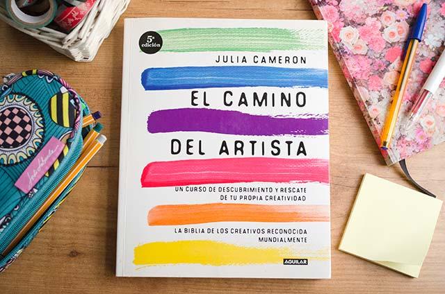 Leyendo El Camino Del Artista de Julia Cameron