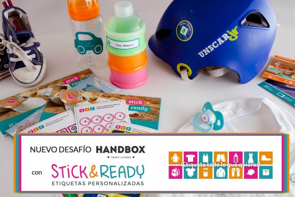 promo desafio stick and ready 4