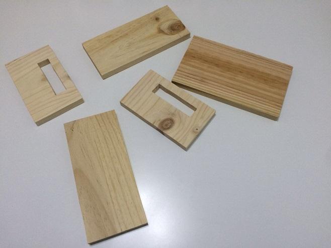 Cómo hacer un especiero de madera
