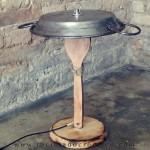 Cómo hacer una Paella Lampara DIY Paella Lamp