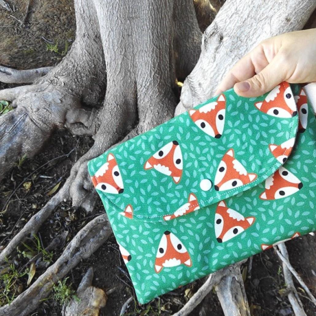 Bolso de mano DIY con patrón gratis - Handbox Craft Lovers ...