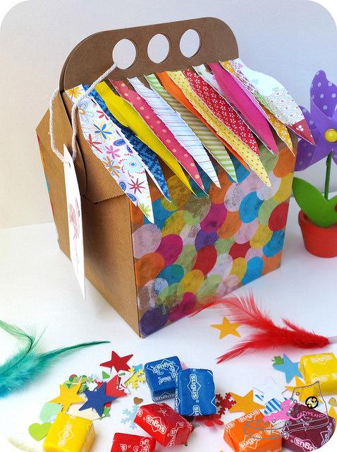 caja confeti