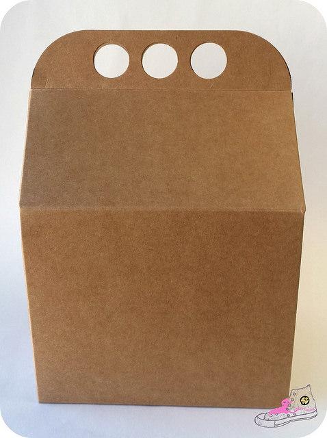 caja de selfpackaging