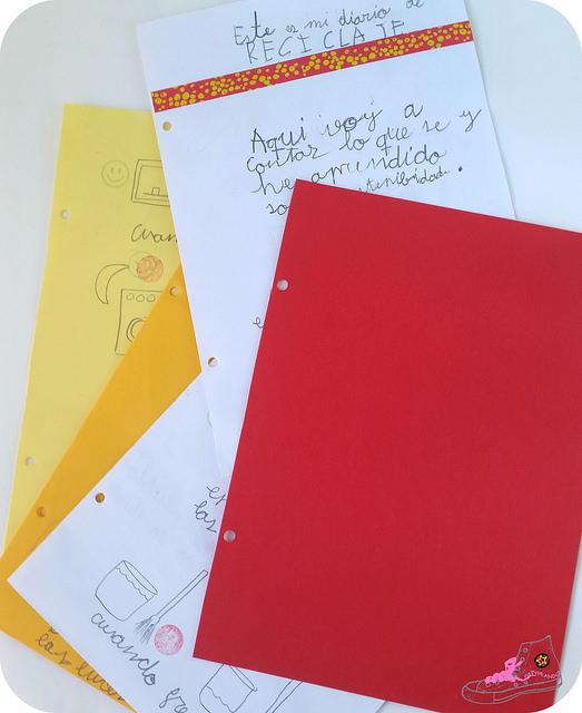 como hacer un diario de sostenibilidad