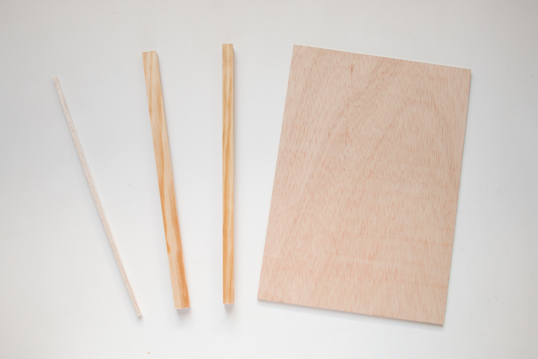 maderas y listones