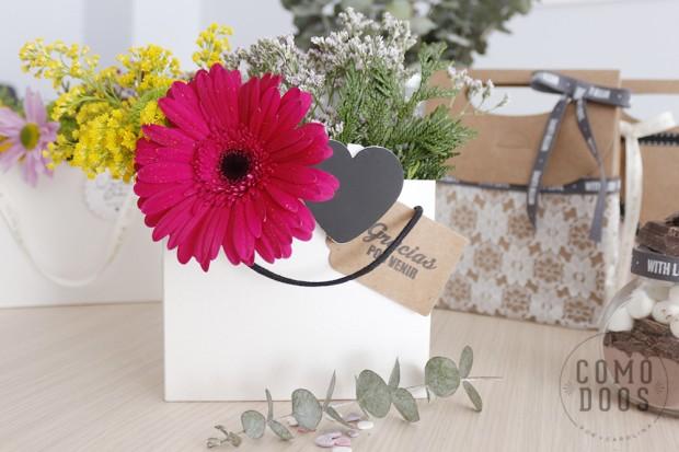 Flores silvestres boda