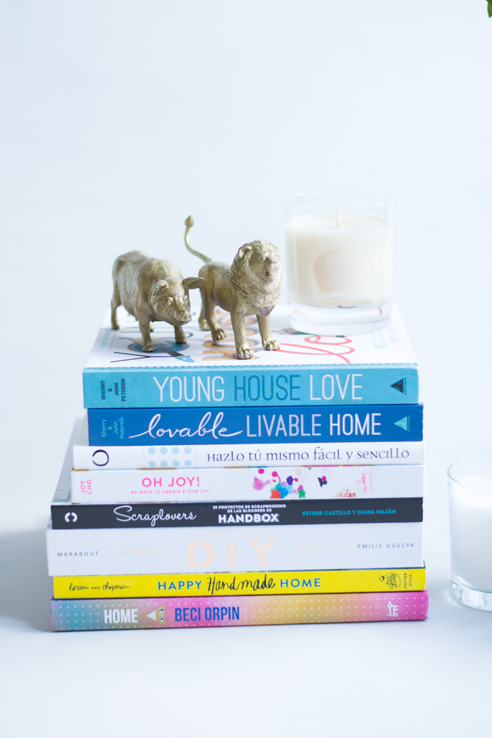 Los mejores libros de DIY (I)