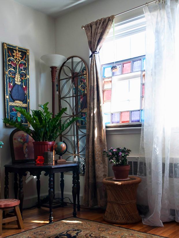 Decorar un apartamento bohemio