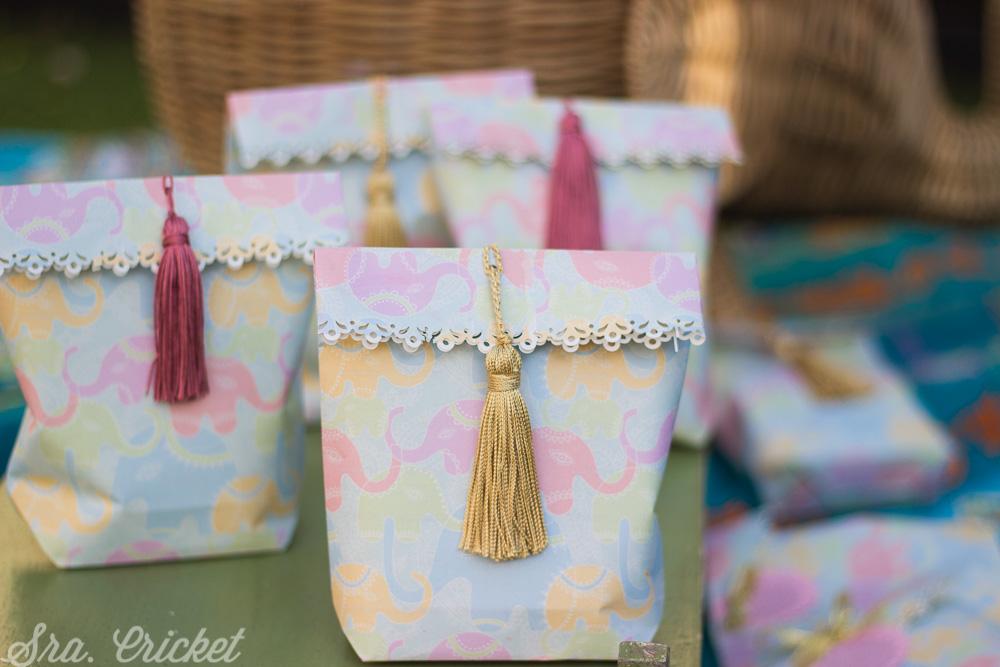 bolsas de regalo diy