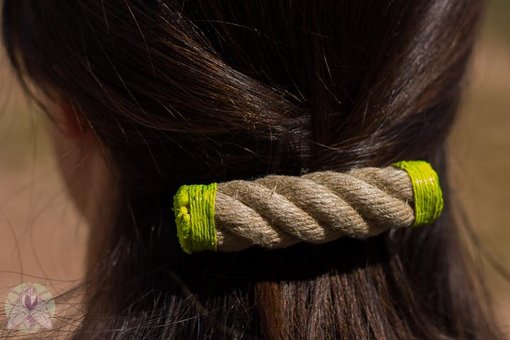 detalle pasador pelo