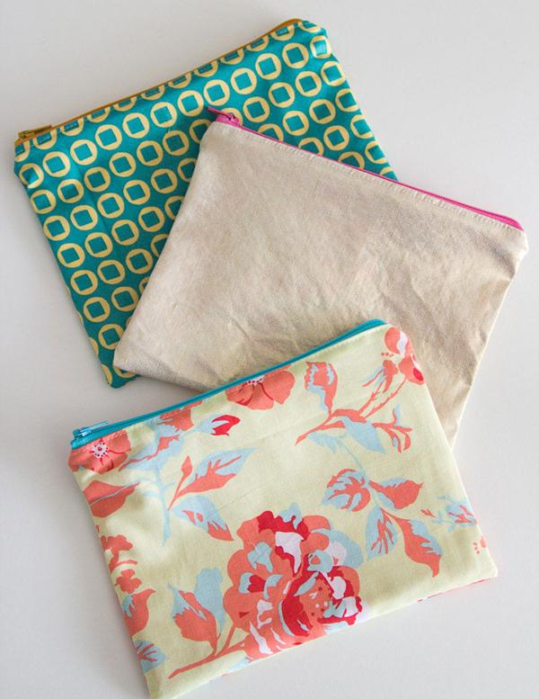 10 proyectos para comenzar a usar la máquina de coser - Handbox ...