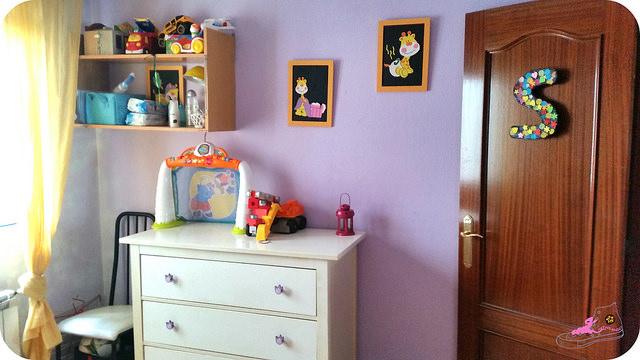 habitación de Sergio
