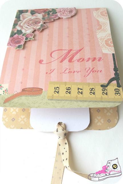 tarjeta cascada mama