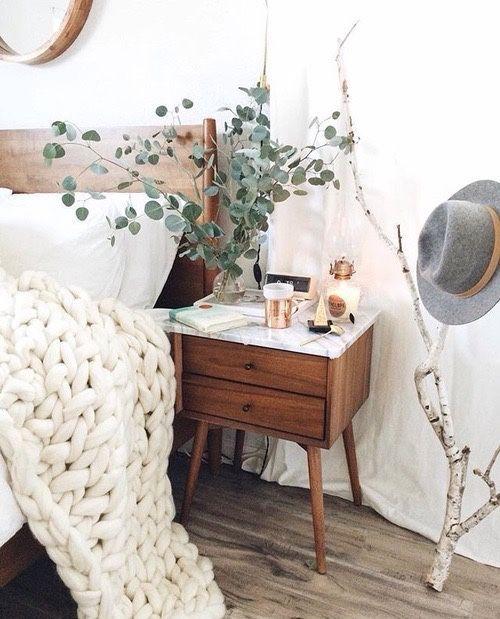 Renovar un dormitorio con presupuesto mini - ideas detalles diferentes