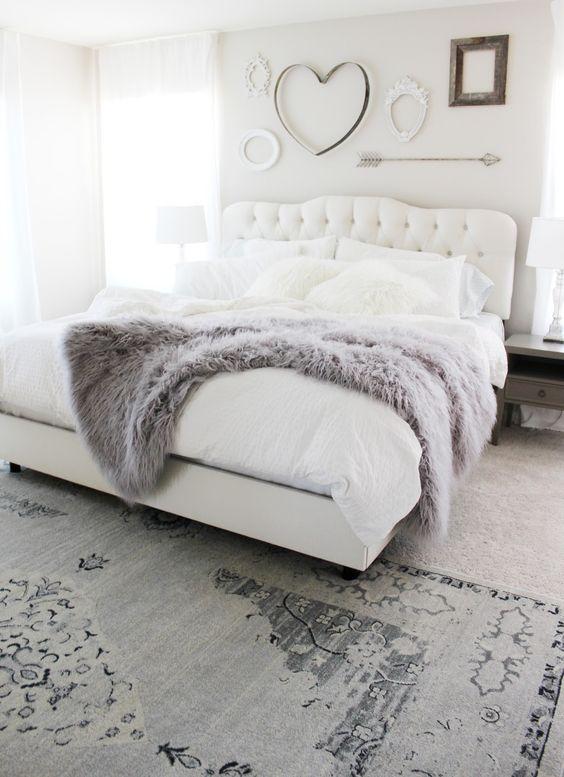 Renovar un dormitorio con presupuesto mini - ideas para alfombras