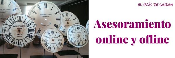 Asesoramiento online y ofline