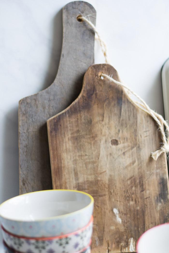 Tablas madera cortar diy