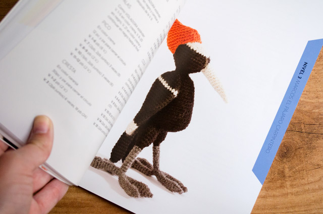 Aves de Ganchillo de Kerry Lord