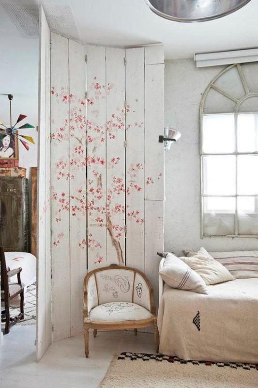Renovar un dormitorio con presupuesto mini - detalles románticos
