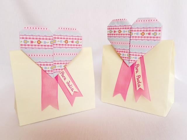 Bolsa caramelos cumpleaños
