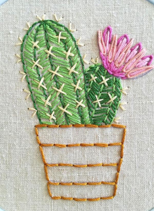 10 patrones gratuitos para descargar y bordar - Handbox Craft Lovers ...